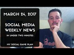 Issue 003 of the Social Media Weekly News. The perfect way for on-the-go business owners to stay updated about social media. Top Social Media, Social Media Marketing, Social Games, Internet Marketing, How To Plan, Locker, News, Business, Youtube