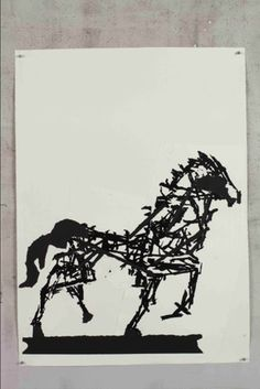 Find the latest shows, biography, and artworks for sale by William Kentridge. In his drawings and animations, William Kentridge articulates the concerns of p… Black Paper, Basel, Artsy, Animation, Horses, Gallery, Drawings, Artworks, Collection