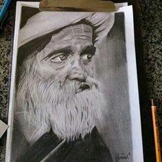 Desenho a lápis,