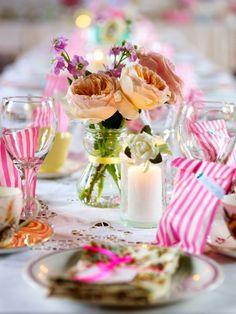 Selina Lake: Vintage Floral Wedding @ Selina Lake Style