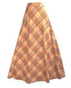 vintage 70's skirt
