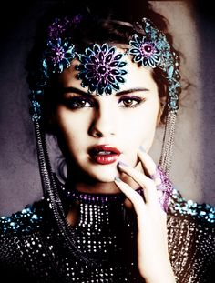 *the always beautiful Selena Gomez