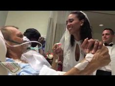 Bride Gives Dying Father A Touching Gift - YouTube