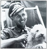 """Luftwaffe Lovers: """"Never hate, it only eats you alive"""" - Erich Hartmann. interview with the greatest Ace ever, which saw the sky. Erich Hartmann, Luftwaffe, World War Two, Troops, Wwii, Vintage Photos, Pilot, Hate, German"""