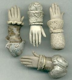 Victorian Hand Beads