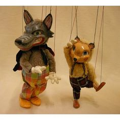 Puppet | Pelham Puppets Ltd | V Search the Collections