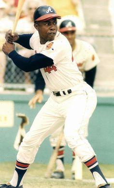Hank Aaron - Atlanta Braves