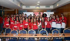 El CB Almería presenta a su equipo de Liga Femenina-2 y los dos de 1ª División Nacional que le hacen ser el único club de Almería con tres equipos militando en categoría nacional para esta temporada http://www.cbalmeria.es/lf2-nacional-masculino-nacional-femenino-ecoculture-syngenta-somosunagranfamilia/
