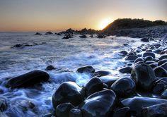 Fototapet Sea Sunset