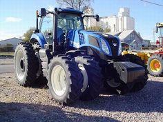 Modern Farm Equipment Corporation - New Holland T8.390