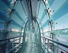 Bildergebnis für glaslamellen Space Place, Wind Turbine, Facade, Louvre, Germany, Fair Grounds, Architecture, Interior, Glass