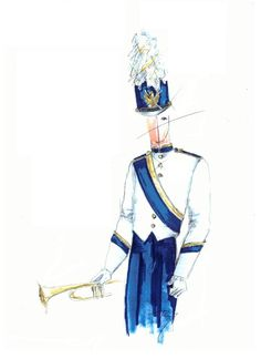buWhite-NavyClassic Marching Band Shows, Marching Band Uniforms, Costume Ideas, Costumes, Drumline, Color Pencil Art, Princess Zelda, Navy, Classic
