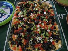 Football food :) yummy food