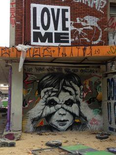 La tour 13 - street art