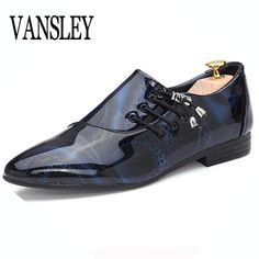 4b2a6a7d9e3 Men Dress Italian Leather Shoes Slip On Fashion Men Leather Moccasin  Glitter Formal Male Shoes Pointed Toe Shoes For Men 2017
