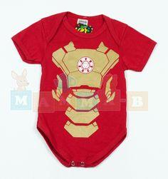 Body Fantasia Homem de Ferro   Iron Man - Compre online 31e3e51f9056