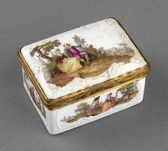 The Royal Collection: Snuff box - 1770