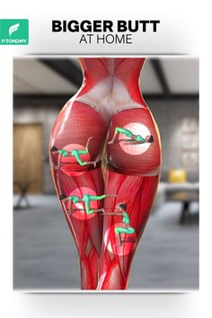 , # BIGGER BIGGER BUTT Get these four simple exercises . , # GREATER BIGGER BUTT Get a bigger, tighter, sexy and perfect booty shape with these four simple exercises. These exercises target not only you. Fitness Workouts, Fitness Workout For Women, Butt Workout, Easy Workouts, Yoga Fitness, At Home Workouts, Fitness App, Workout Routines, Fitness Legs