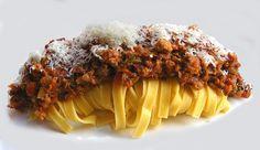 Heston Blumenthal's Perfect Spaghetti Bolognese Recipe blumenth spaghetti, food, bolognes sauc, heston blumenth, pasta, bolognes recip, perfect spaghetti, blumenth perfect, spaghetti bolognes