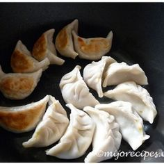 How to fry the chinese dumplings