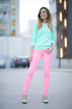 SPRING 2013-JEANS OF A DIFFERENT COLOR TRENDS
