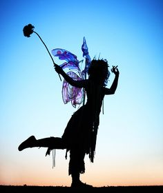 Twig's Magical Silhouette (via gbrummett) Fairy Dust, Fairy Land, Fairy Tales, Fantasy World, Fantasy Art, Dragons, Kobold, Beautiful Fairies, Beautiful Places