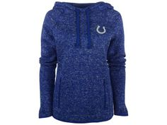 Indianapolis Colts Antigua NFL Women's Recruit Hoodie