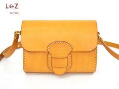 Taschen - Schnittmuster Tasche Umhängetasche Muster - ein Designerstück von  LZpattern bei DaWanda 146a619e424