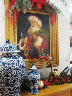 A Chinoiserie Christmas - Day 28 (Chinoiserie Chic)
