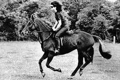 Jackie Kennedy horses