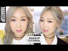 TAEYEON 'I' MV MAKEUP TUTORIAL: Day-to-Night 태연의 'I' 뮤비 낮과 밤 화장법   MEEJMUSE - YouTube