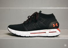 UA Under Armour HOVR Phantom Release Date   SneakerNews.com Running Style, Running Fashion, Running Shoes, Under Amour, Thể Thao, Nike Air Force, Release Date, Sport Wear, Designer Shoes