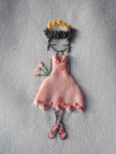 https://flic.kr/p/bsejS7 | another princess | This is the 2nd princess pattern from lilipopo