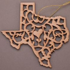 ...deep in the ♥ of Texas, in Austin, the Capitol, where my son and daughter-in-law live.