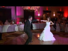Greatest Father/Daughter Wedding Dance...WOW - YouTube