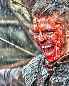 This part was excellent  @alexhoeghandersen #vikings #valhalla #warrior #alexhoeghandersen