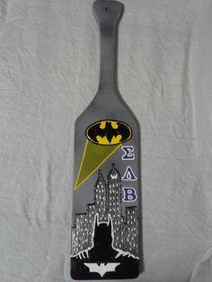 Batman paddle
