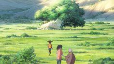 Kimi no na wa Kimi No Na Wa, The Garden Of Words, Your Name Anime, Tales Of Zestiria, Film D, What Is Your Name, City Art, Anime Films, Cartoon Wallpaper