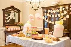 party ideas for a pink lemonade party