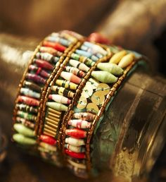 31 Bits - women-run company that sells beautiful jewelry made by talented women in Uganda. Love this company :)