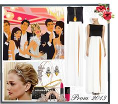 """Prom 2013"" by elegancerules ❤ liked on Polyvore"
