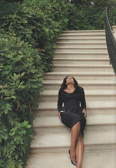 Mrs Obama by Annie Leibovitz for Vogue US Dec 2016