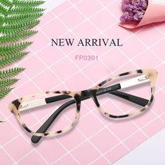 d2fd0321240 Lucia Cat Eye Glasses FP0301-01 Prescription Glasses Online