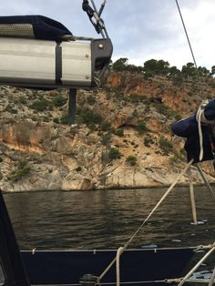 Sandy beaches and rugged coastlines: south Mallorca - Sailing Goodvibes