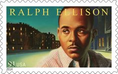 "We are delighted to announce that the long-running Literary Arts series will continue in 2014 with a stamp honoring Ralph Ellison. Ellison is best known for his 1952 novel ""Invisible Man"" (have you read it?). The stamp will be issued later this year, though an exact release date has not yet been set."