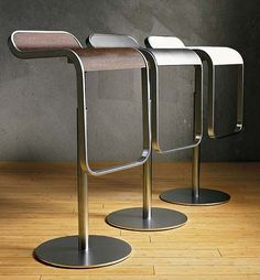 favorite bar stool - LEM Piston Stool
