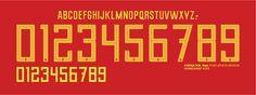 Football teams shirt and kits fan: Font China Nat. World Cup 2014, Fifa World Cup, Sc Braga, Football Fonts, Vegalta Sendai, Real Zaragoza, Southampton Fc, Uefa Super Cup, Fc 1