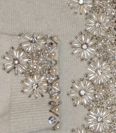 Beaded flower edging ZsaZsa Bellagio – Like No Other: A Whole lot of Pretty