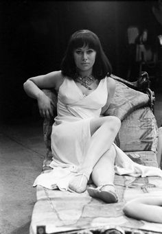 Antony and Cleopatra, Helen Mirren as Cleopatra 1965 the Old Vic