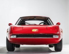 #Fiat #Abarth #SS #Scorpione #1000 #GT #Francis #Lombardi